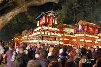 伊曽乃神社宮出し2009