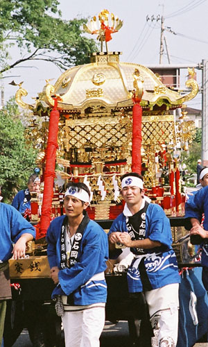 撮影:ハルキフォート 神輿(石岡神社) | 西条祭り豪華絢爛・だんじり・みこし・太鼓台・四国・愛
