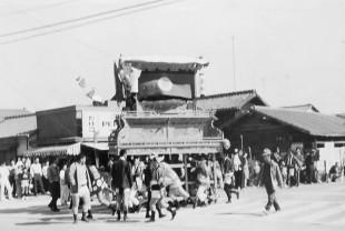 昭和47年10月16日西町(予土線)
