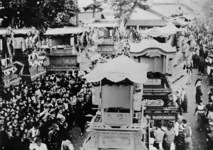 昭和29年御旅所