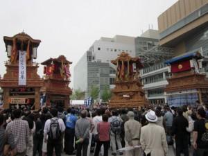 四国の祭り2011サンポート高松