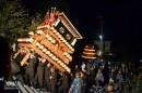 伊曽乃神社参道の階段