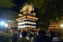 伊曽乃神社神門前