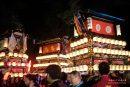 伊曽乃神社宮出し
